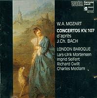 3 Harpsichord Concertos: Londonbaroque