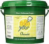tellofix Classic Klare Delikatess-Suppe - Vielseitige Gemüse Brühe, als Universal-Würzmittel zum Verfeinern einsetzbar - kalorienarm - 1 x 2000 g