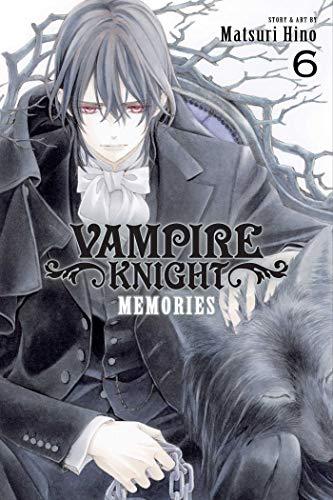 Vampire Knight: Memories, Vol. 6, 6