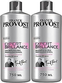 Franck Provost lustro Expert Shampoo 750ml - Lotto di 2