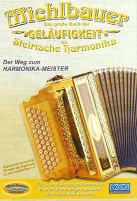 Das Grosse Buch der Gelaeufigkeit. Handharmonika