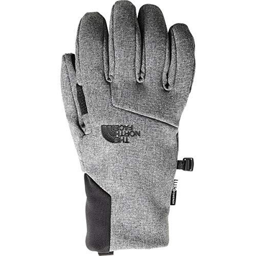 The North Face Men's Apex Etip Glove, TNF Medium Grey Heather (Std), M