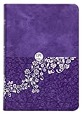 """The Passion Translation New Testament, Violet (Compact Edition, Imitation Leather) €"""" Compact Bible with Psalms, Proverbs, and Song of Songs, Makes a Great Gift for Confirmation, Holidays, and More"""