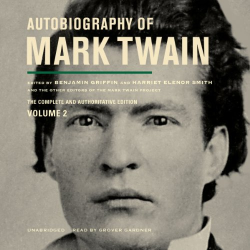 Autobiography of Mark Twain, Vol. 2 audiobook cover art