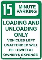 15分の駐車の荷を下す無人車の牽引のアルミニウム金属の印