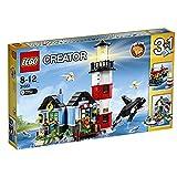 LEGO - 31051 - Creator - Jeu de Construction - Le Phare
