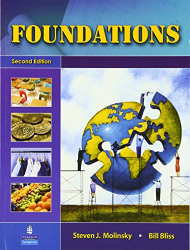 FOUNDATIONS 1 2/E STBK 173144