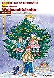 Die Schoensten Weihnachtslieder Trioheft 2 Sopran- und 1 Alt-Blockflöte