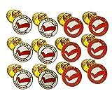 Vaccinated COVID-19 Coronavirus enamel Lapel Pin - Covid19 Badge gold plated pin id record cdc - Brooch Vaccinated memorial for bag shirt - medical alert symbol USA (12) Pins - Covid pin new design check mark Vaccine