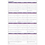 2021 Wall Calendar by AT-A-GLANCE, 24' x 36', Yearly, Extra Large (PM122821)