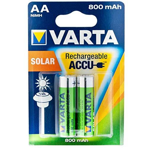 Varta 56736 Nickel Metall-Hydrid 800mAh 1.2V Wiederaufladbare Batterie, 56736101402