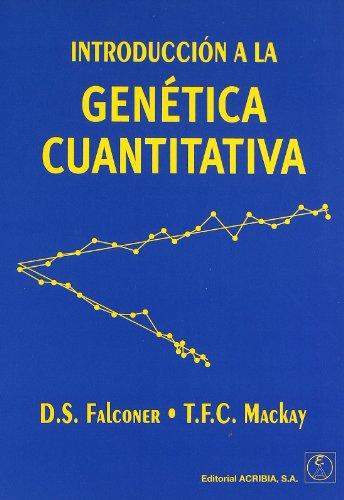 Introducción a la genética cuantitativa (Spanish Edition)