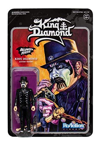 Reaction Figure King Diamond - Top Hat Version Standard
