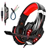 Mengshen Gaming Headset for PS4/ Xbox one/Xbox One S/PC/Mac/Laptop/Cell Phone - Gaming Headphone
