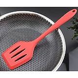 OUDE Fish Huevo sartén la Cucharada de Utensilios de Cocina de Silicona fritos Pala Turner espátula Utensilios de Cocina Gadgets de Cocina termoestabilidad