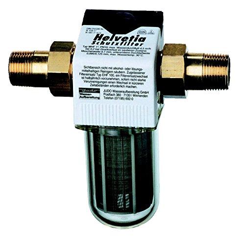 Filter Wasser Judo-Schutz Helvetia 20x 27