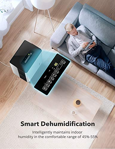 TaoTronics Dehumidifier 50 Pints