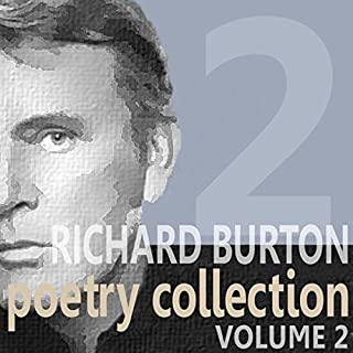 Richard Burton Poetry Collection : Volume 2 cover art