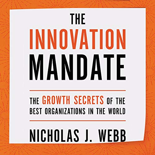 Couverture de The Innovation Mandate