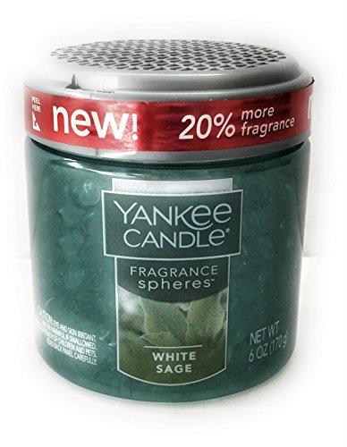 Yankee Candle - Vela aromática con aroma a salvia blanca
