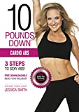 Cardio Abs DVD: HIIT cardio interval training, sculpting, fat burning, Tabata, intermediate to...