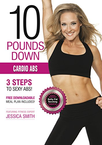 Cardio Abs DVD: HIIT cardio interval training, sculpting, fat burning,...