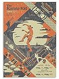 ZYHSB Jigsaw Puzzle 1000 Piezas Karate Kid Posters Madera Juguetes para Adultos Juego De Descompresión Wk243Xv