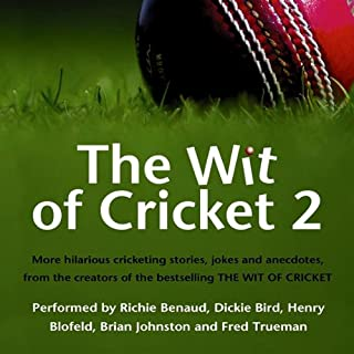 The Wit of Cricket 2 cover art