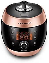 CUCHEN CJS-FD1000RV Pressure Rice Cooker 10-CUP Graphic FND,Touch LED,Smart Dial Navigation