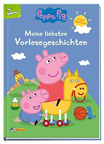 Peppa: Meine liebsten Vorlesegeschichten: Mit 8 neuen Abenteuern (Peppa Pig)