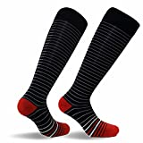 Travelsox TSS6000 Patented Graduated Compression Performance Travel & Dress...