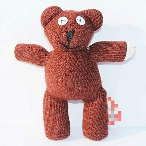 Gevulde dieren speelgoed Knuffels 1pcs Mr. Bean Teddy Bear Animal Gevulde Pluche Toy Brown figuur Doll kindspeelgoed