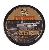 RWS 2315014 Competition Air Gun Pellets 8.2 Grain 0.177cal 5