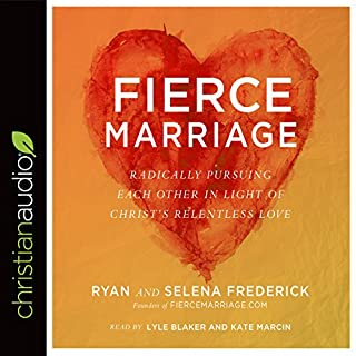 Fierce Marriage audiobook cover art