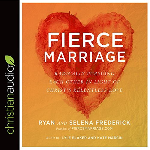 Page de couverture de Fierce Marriage