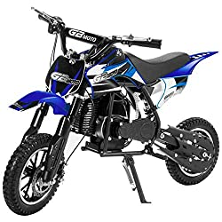 gas powered dirt bikes for kids