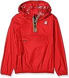 K-WAY Le Vrai 3.0 Leon Unisex Chaqueta Impermeable, Rojo (Rosso K08), 104 cm para Niños