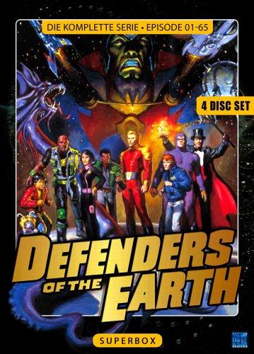 Superbox (4 DVDs)