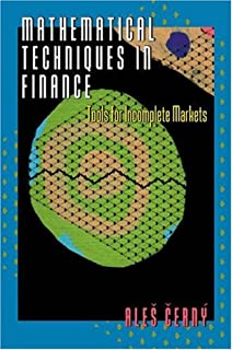 Mathematical Techniques in Finance: Tools for Incomplete Markets