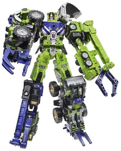 Transformers Constructicon Devastator, 5-Pack