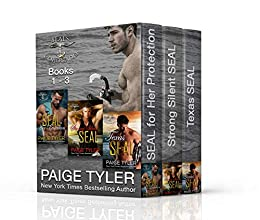 SEALs of Coronado: Books 1 - 3 (SEALs of Coronado Boxed Set) by [Paige Tyler]