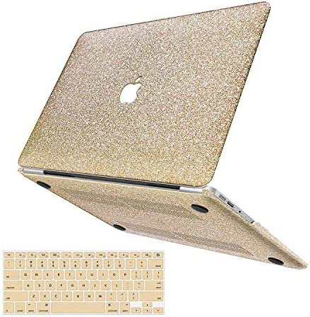 Anban Compatible with MacBook Air 13 inch Case 2010 2017 Release A1466 A1369 Glitter Bling Slim product image