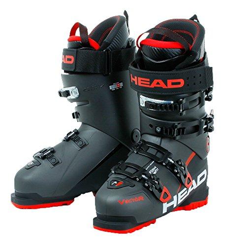 HEAD Vector EVO 110 Anth/Black-RED schwarz - 29,5