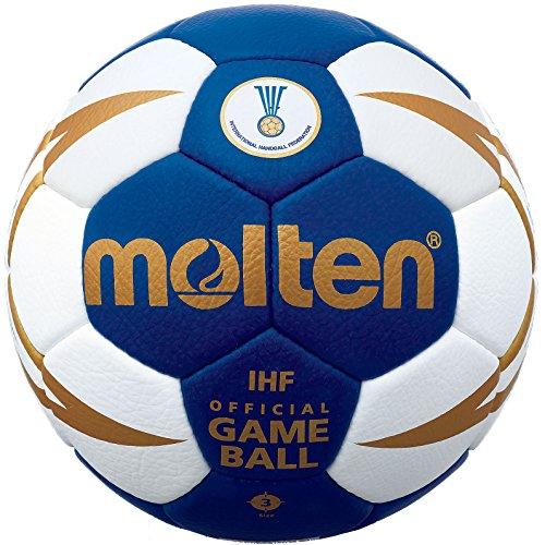 Molten Handball Elite, Blue/White/Gold