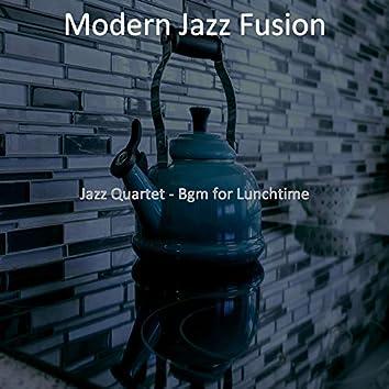 Jazz Quartet - Bgm for Lunchtime