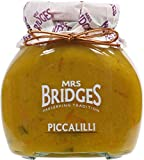 Mrs Bridges Piccalilli Vegetable Relish, 9.5 Ounce...