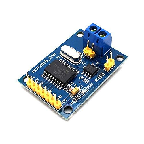 AptoFun CAN-Bus Shield MCP2515 mit TJA1050 Receiver SPI Protocol für Arduino SCM 51 MCU ARM Controller Development Board (1 pcs)