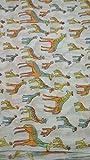 handicraftofpinkcity weiß Farbe Animal Giraffe Designer