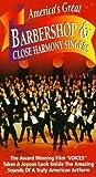 America's Great Barbershop & Close Harmony Singers [VHS]