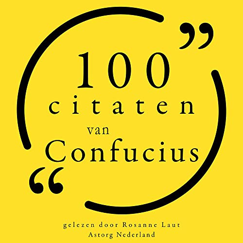 100 citaten van Confucius Titelbild